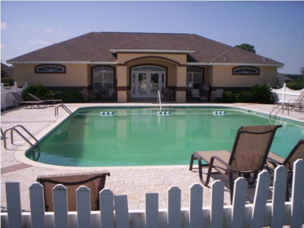 Join us at the pool!  Meadow Run Estates, Foley