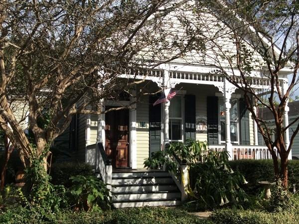 South Jefferson St. house
