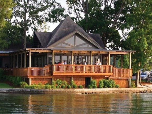 Kowaliga Restaurant is one of Lake Martin's favorite lakeside hangouts