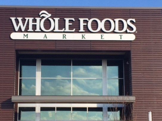 Whole Foods. Just opened In Huntsville at the corner of Parkway and Bob Wallace