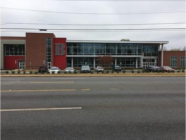 Bessemer Recreation Center opens