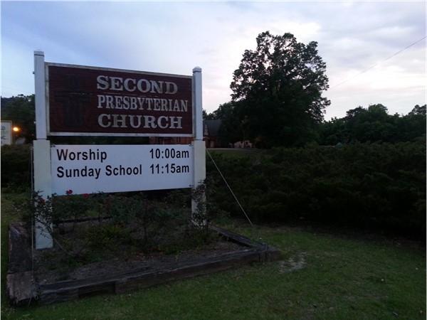 Second Presbyterian Church in Homewood