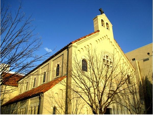 Holy Trinity - Holy Cross Greek Orthodox Cathedral