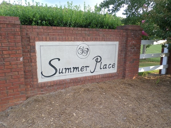 Welcome to Summer Place