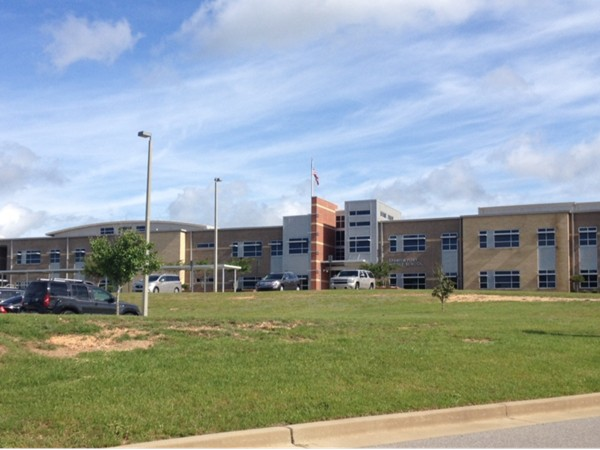 Spanish Fort Middle School is located on Jimmy Faulkner Drive