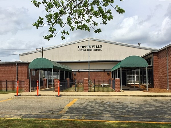 Coppinville Jr. High School