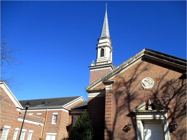 Canterbury United Methodist Church