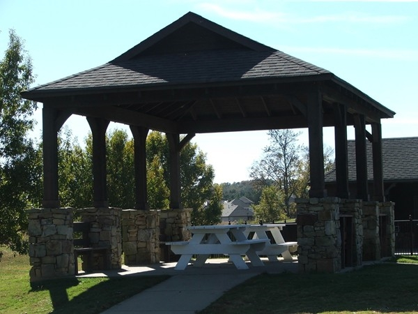 Tannehill Preserve - Pavilion