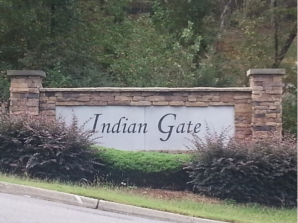 Indian Gate entrance