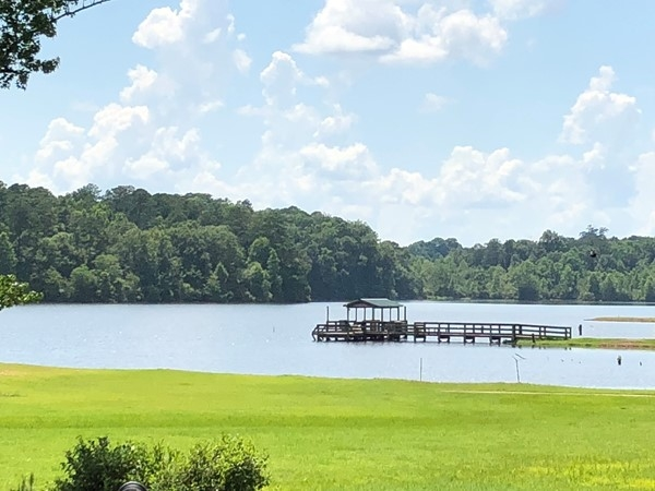 A beautiful day at Coffee County Public Lake