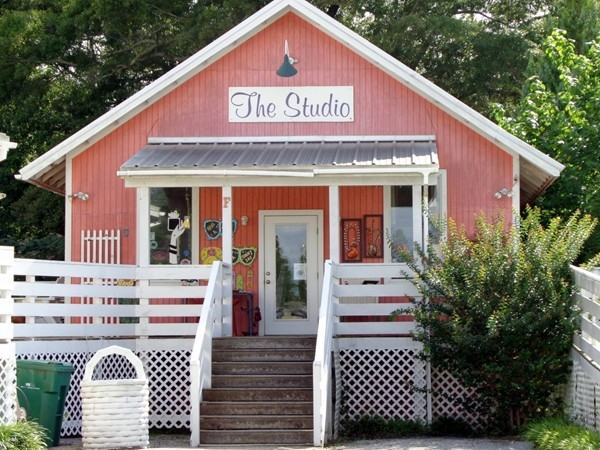 The Studio is a super cute boutique in Millbrook