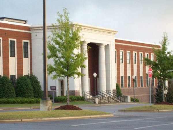 The Gardendale High School Arts Center