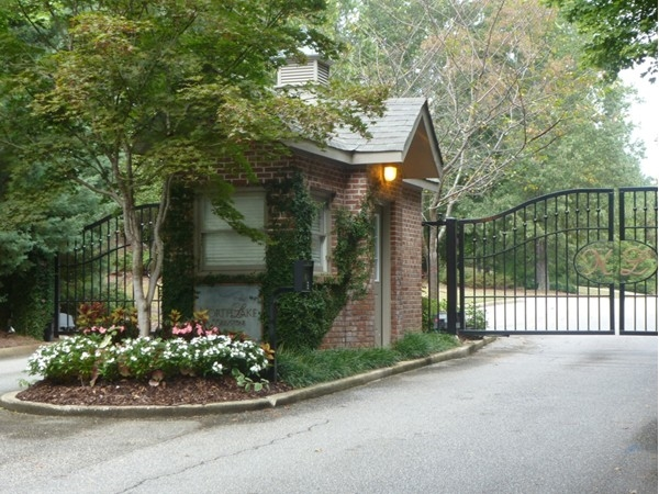 The Cove at North Lake is another gated neighborhood in the Greystone community