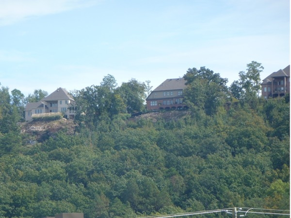 Houses On The Highland View Drive In Highland Lakes Birmingham Al