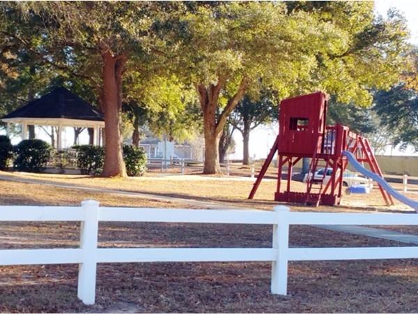 Playground/gazebo