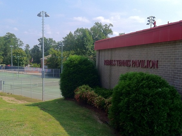 Vestavia Hills High School Tennis Pavilion