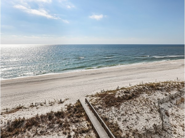 Paradise can be found at Orange Beach