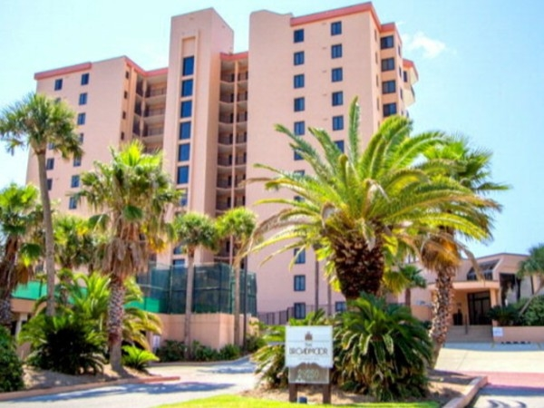 The Broadmoor is an Orange Beach classic!  Located just across the Perdido Bay bridge