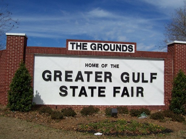Fairgrounds is located at the corner of Cody Rd and Zeigler Blvd.