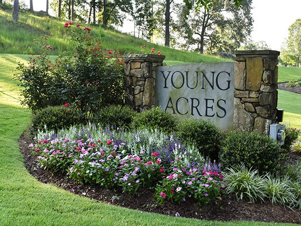Young Acres is a great neighborhood in Alexander City