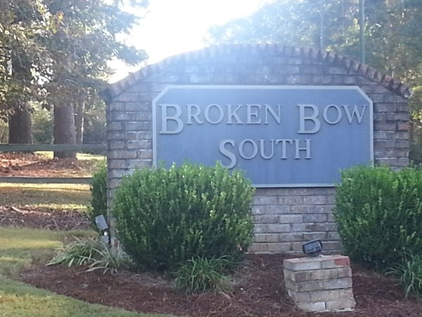 Broken Bow South...located on Hwy 119, it's less than four miles to Hwy 280