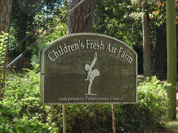 Children's Fresh Air Farm