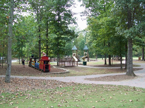 Childrens Park at Mt. Laurel