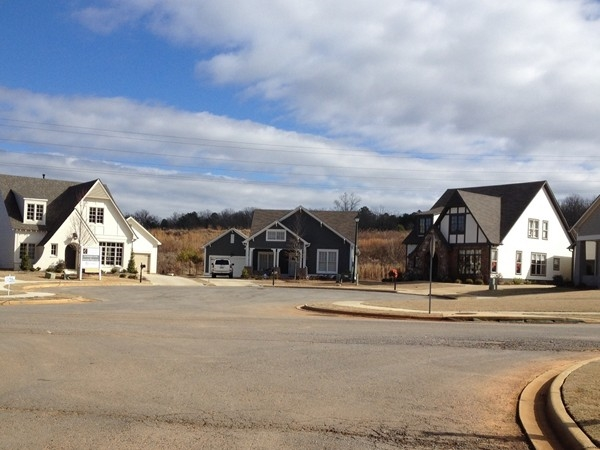 Craftsman styled homes
