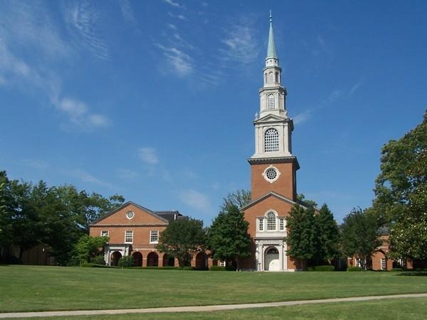 Samford University's Reid Chapel