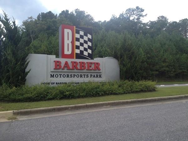 Barbers Motorsports Park