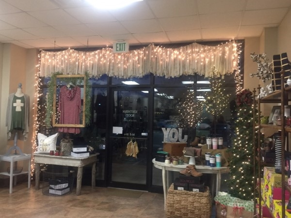 Southern Roots has cute accessories and gift items