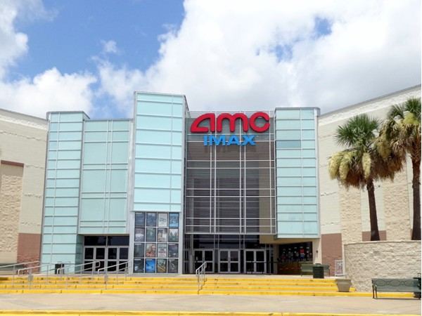 AMC IMAX is the movie theater located off of Taylor and Vaughn
