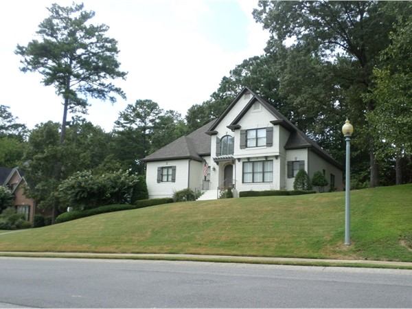 A typical style home in Highland Lakes