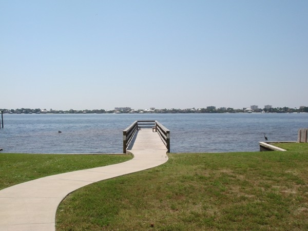 One of ten canoe/kayak trail sites located in Orange Beach. This one overlooks Bayou St. John!