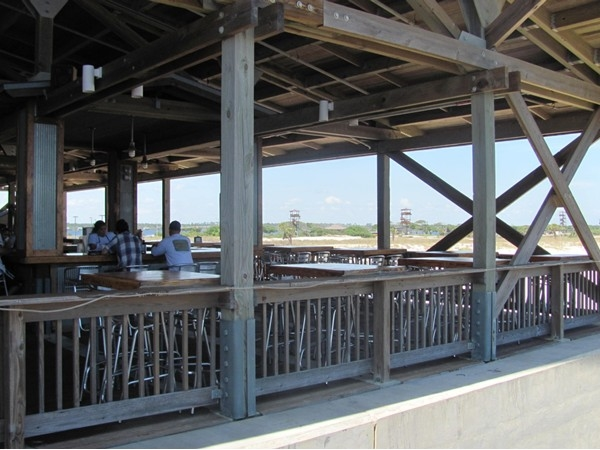 Katy's BBQ Restaurant at Gulf State Park Fishing Pier