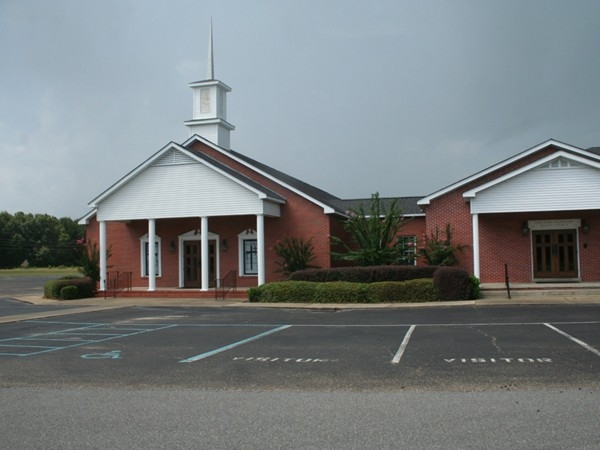 New Home Missionary Baptist Church on Elmore Rd