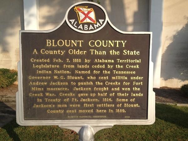 Blount County, AL
