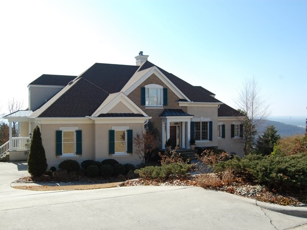 Stonemark subdivision - one of the many fantastic homes