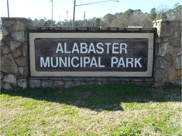 Alabaster Municipal Park