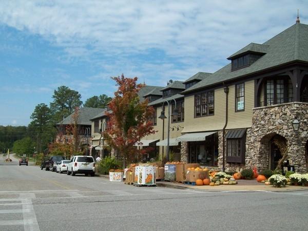 View of Main Street - Mt. Laurel