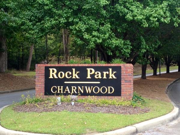 Rock Park in Charnwood Estates