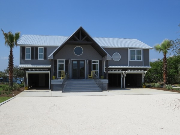 Ono Island homes - five minutes to the Gulf of Mexico