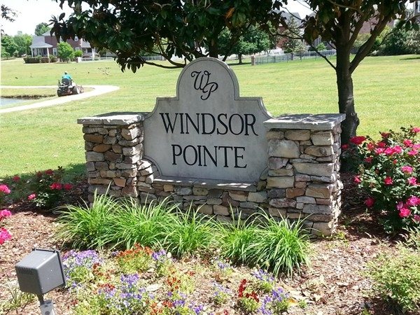 Windsor Pointe is a community within the eastern sector of Heritage Plantation in Madison