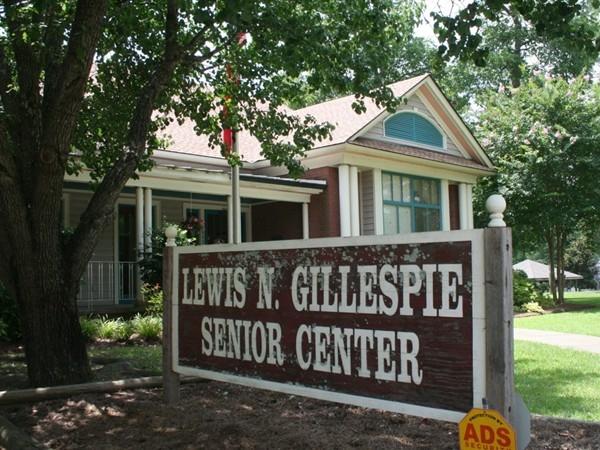 Lewis N. Gillispie Senior Ctr. Serving the Seniors of Prattville with wonderful senior adult progra