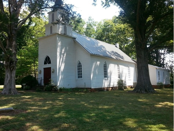 Historical Belle Minor United Methodist Church