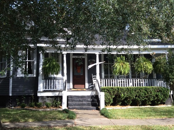 Dexter Avenue house