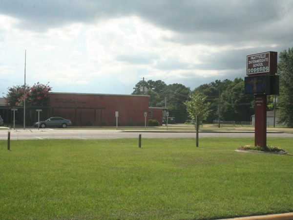 Prattville Intermediate School for grades four through eight