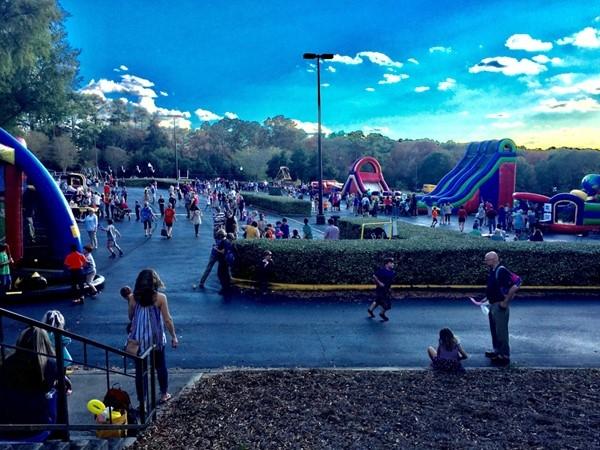 Briarwood's Annual Fall Festival