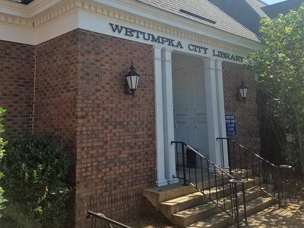 Wetumpka Public Library is great