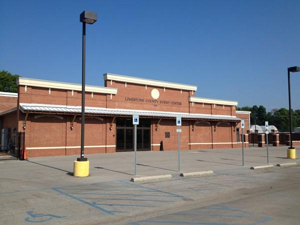 Limestone County Event Center